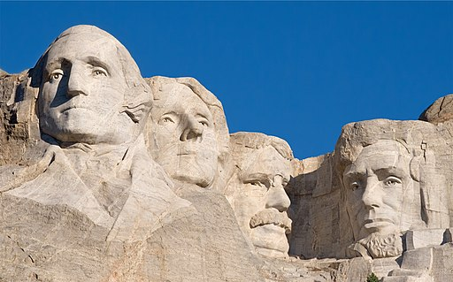 Mount Rushmore National Memorial, merged