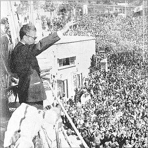 White Revolution - Shah Mohammad Reza Pahlavi speaking about the principles of the White Revolution