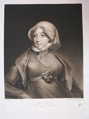 Emma Parker - Mrs Parker