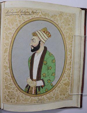 Muhammad Ibrahim (Mughal emperor) - Image: Muḥammad ʿIbráhím