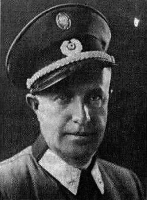 Hadžiefendić Legion - The founder and commander of the Hadžiefendić Legion, Muhamed Hadžiefendić