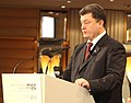 Munich Security Conference 2010 - KM099 Poroshenko1 (cropped).jpg