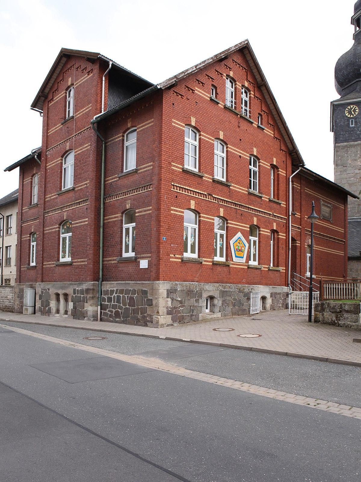 Alte Schule Mohrkirch