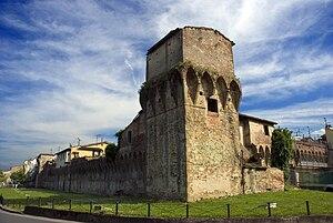 Lastra a Signa - Walls of Lastra a Signa
