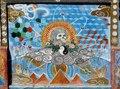 Mural in the Haight-Ashbury neighborhood, San Francisco, California LCCN2013630173.tif