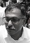 Murali Pillai during the Bukit Batok by-election, 2016 - 20160427 (cropped).jpg