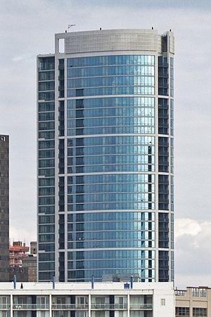 Murano (skyscraper) - Murano in 2009.