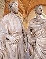 Museo di orsanmichele, nanni di banco, quattro santi coronati, 03.JPG