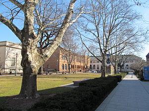 Metro Center, Springfield, Massachusetts - Museum Quadrangle
