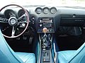 My Restored '71 Datsun 240Z with Rare Blue Interior (Interior View).JPG