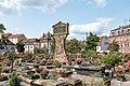 Nürnberg, Johannisstraße 53, 55, 57, Friedhof St. Johannis 20170821 021.jpg