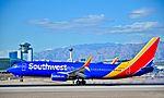 N8653A SOUTHWEST AIRLINES 2014 BOEING 737-8H4 s-n 37037 (16188523903).jpg