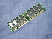 1 Module of 128Mb NEC SD-RAM