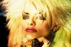 Nina Hagen - Hagen in 1985