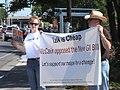 NM Unions Protest John McCain at Hotel Albuquerque (2672897263).jpg