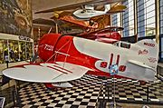 NR2100 Sprinfield Air Racing Association (S.A.R.A.) & the Granville Brothers, Inc Gee Bee R-1 - San Diego Air & Space Museum (9642005536).jpg