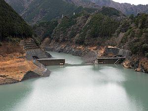 Nagashima Dam - Nagashima check dam