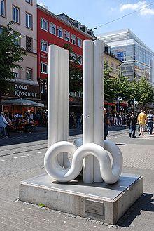 Künstler Mannheim hans nagel künstler