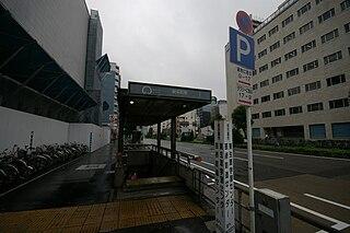 Shinsakae-machi Station (Nagoya) Metro station in Nagoya, Japan