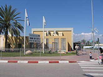 Israel–Jordan relations - Jordan River Crossing