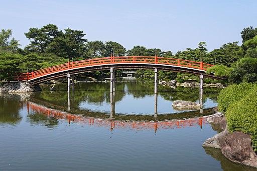 Nakatsu-bansho-en Marugame Kagawa pref01n4350