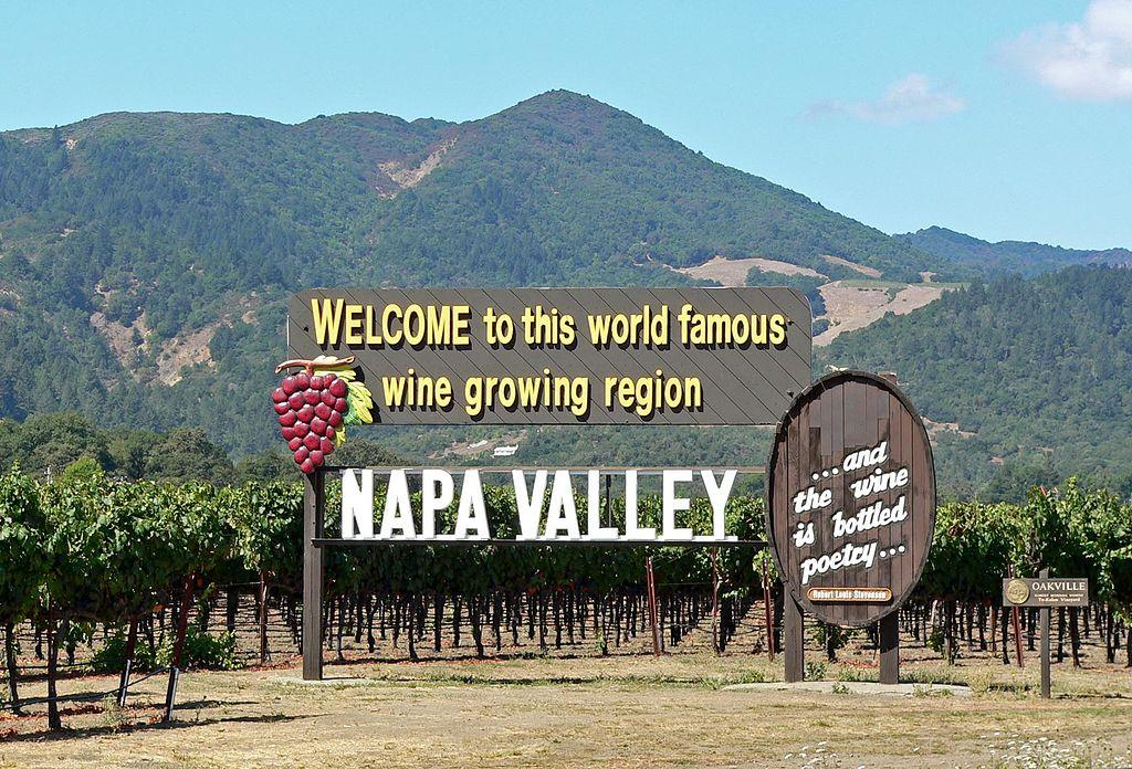 Napa Valley - Kalifornia