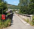 Narrow bridge across the River Taff, Abercynon - geograph.org.uk - 3076932.jpg
