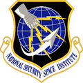 National Security Space Institute emblem.png