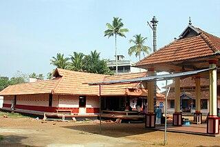 Nedumkunnam village in Kerala, India