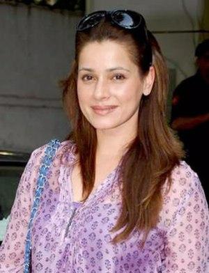 Neelam Kothari - Neelam Kothari Soni in 2009