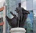 Nelson statue by Sir Richard Westmacott Birmingham.jpg