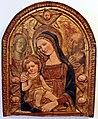 Neroccio di bartolomeo landi, madonna col bambino, la maddalena e san girolamo, da duomo di grosseto, 1480-90 circa 01.JPG