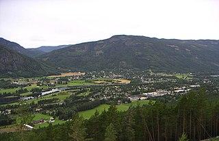 Nesbyen (municipality) Municipality in Viken, Norway