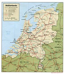 Hollands Geografi Wikipedia Den Frie Encyklopaedi