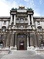 Neue Burg vor Burggarten - Hofburg - Wien - 01.jpg