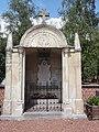 Neuville-en-Avesnois (Nord, Fr) monument aux morts du cimetière.JPG