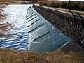 New Dam Wall Protective Liner - geograph.org.uk - 373169.jpg