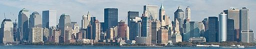 512px New York City skyline horiz - To Bounce Back with Resilience You Need a New York Attitude
