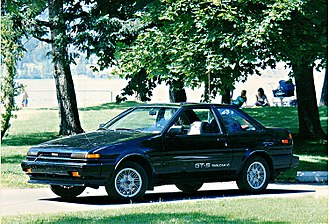 Toyota AE86 - Image: New stock ae 86 coupe