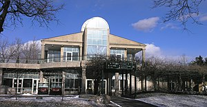 Niagara Falls State Park - Niagara Falls State Park visitors center