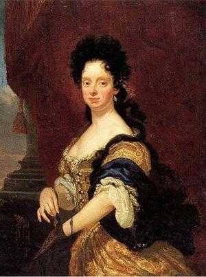 Niccolò Cassana - Image: Niccolo Cassana Anna Maria Luisa de Medici