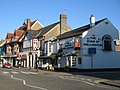 Nice pub The Duke of Wellington Cowbridge Wales - panoramio.jpg