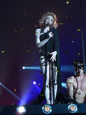 Out of Control Tour - Nicola Roberts performing in Newcastle
