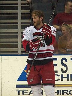 Nicolas Blanchard Canadian ice hockey player