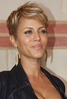 Nicole Ari Parker - the cool, hot,  actress  with Afro-American roots in 2020