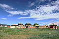 Niebo nad budynkami klasztoru Erdene Dzuu 02.jpg