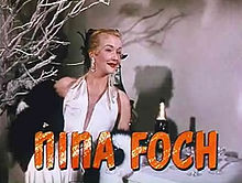 When Actresses Had Class:  Actress Nina Foch (The Ten Commandments and My Name is Julia)