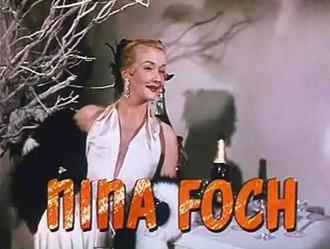 Orry-Kelly - Nina Foch in An American in Paris (1952)
