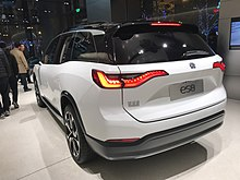 8 Seater Suv >> NIO (car company) - Wikipedia
