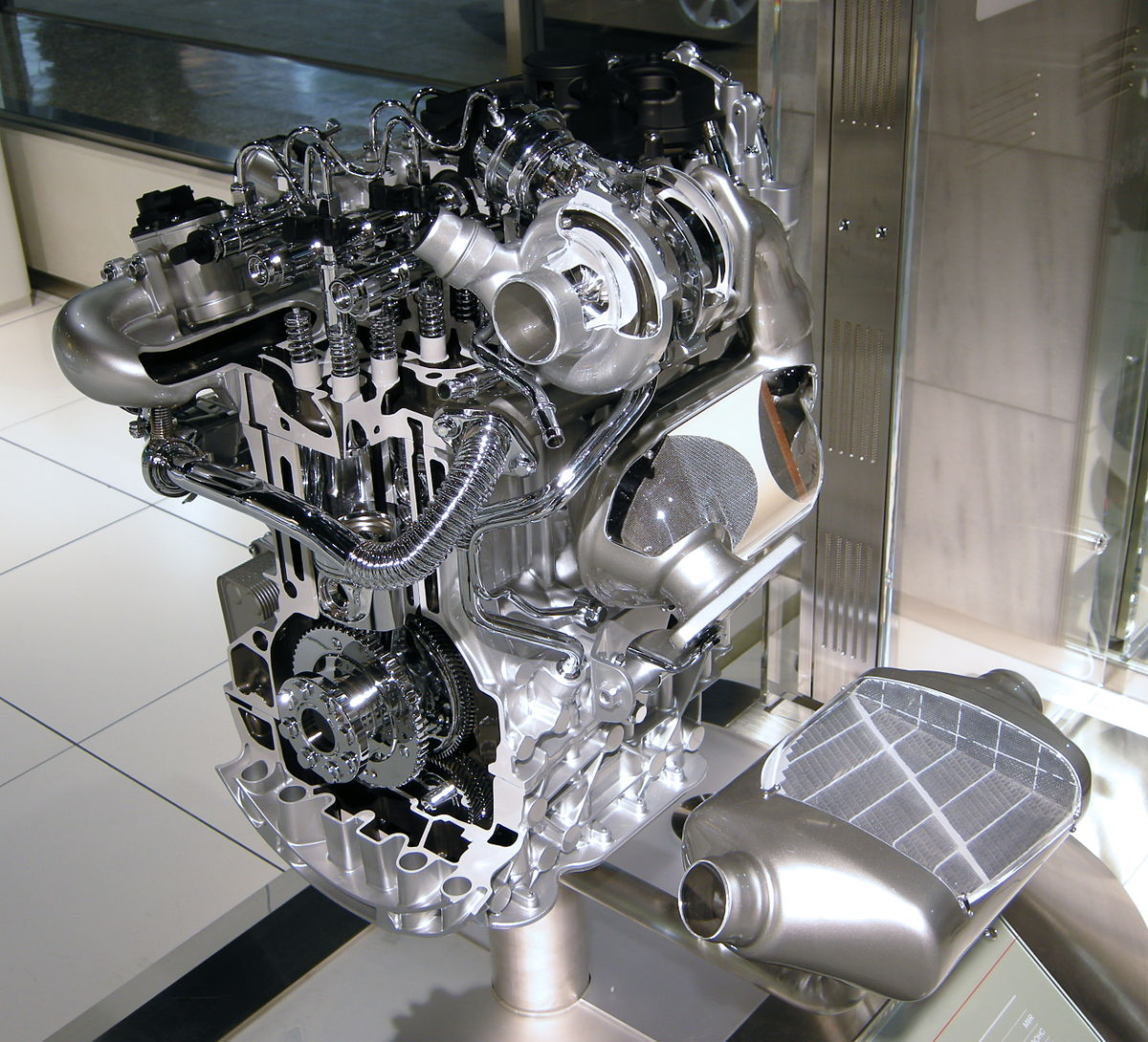 Image Cda Aa Eec A Dcf B C F C F E additionally Nissan Timing Chain Procedure in addition Motorsport Billet Catch Can Cutaway Render furthermore Maxresdefault likewise Bmw Series. on 3 6 timing chain replacement